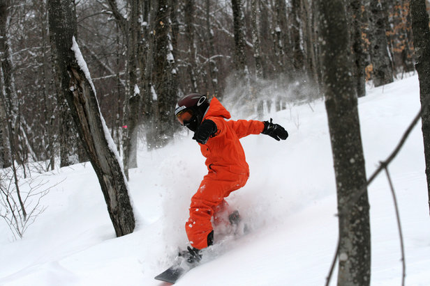 Kids know best about having fun in the snow. - ©Sugarloaf