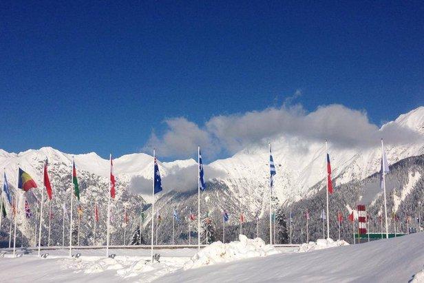 Sochi 2014 - ©Slovenský olympijský výbor