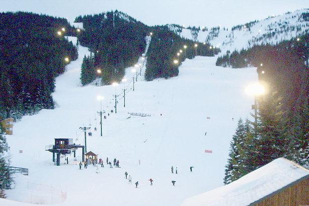 Mt. Hood Ski Bowl - ©EncMstr