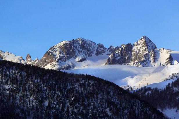 Enneigement et climat de Serre Chevalier - ©Office de Tourisme de Serre Chevalier