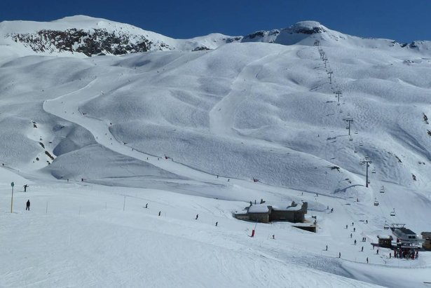 Le domaine de ski d'été de Val d'Isère ouvert jusqu'au 17 juillet