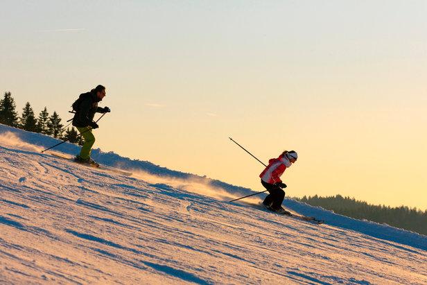 Terminer la saison en beauté en profitant des offres ski de printemps des Rousses - ©S. Godin / Station des Rousses