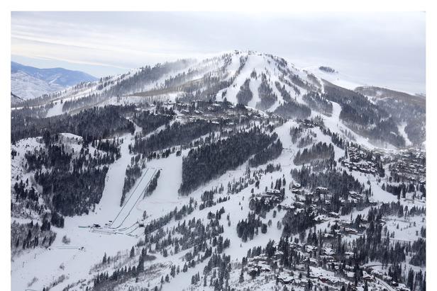 Deer Valley Utah Mtn Scenic
