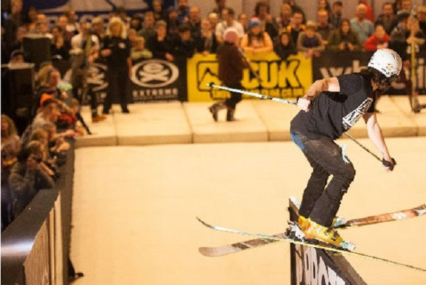 Freestyle lessons at the Telegraph Ski and Snowboard Show - ©Ski and Snowboard Show