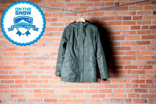 2015 women's Editors' Choice jackets: Obermeyer Isla Jacket - ©Liam Doran