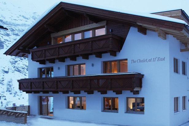 The Chalet at 11 East in Obergurgl - ©The Chalet at 11 East