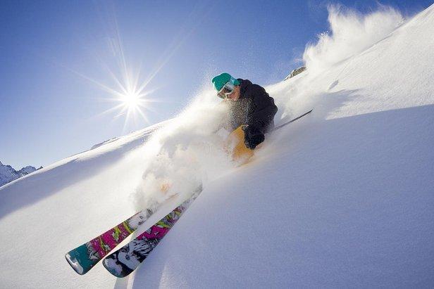 Selection de skis de freeride - ©Mario Webhofer - Fotolia.com