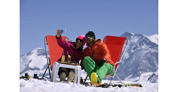 ski - ©La Plagne