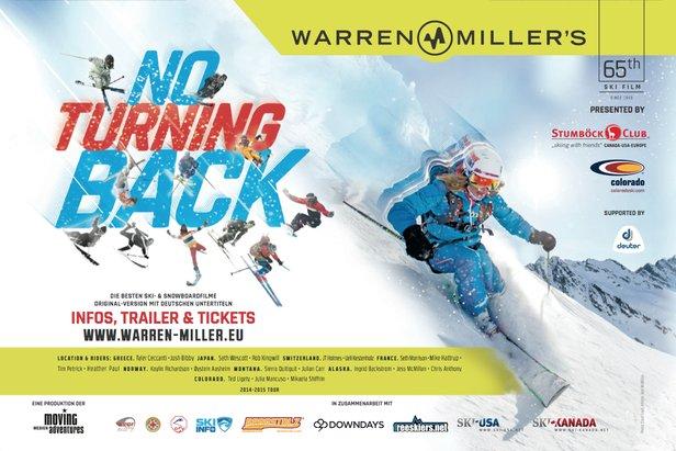 Warren Miller Film Tour: No Turning Back - ©Warren Miller Film Tour
