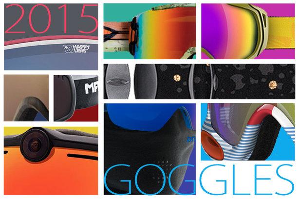 2015 Goggles Guide
