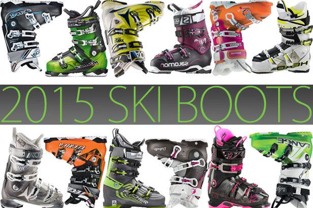 2015 Ski Boot Roundup