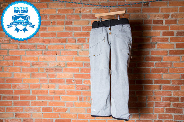 2015 women's ski pants Editors' Choice: Eider Women's Red Square Pant - ©Liam Doran