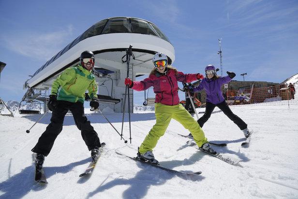 Direction les pistes de ski d'Andorre... - ©Andorra Tourism