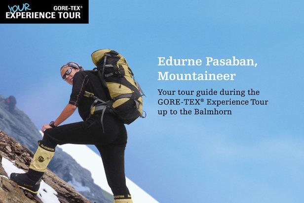 GORE-TEX®  Experience Tour con Edurne Pasaban - ©GORE-TEX®