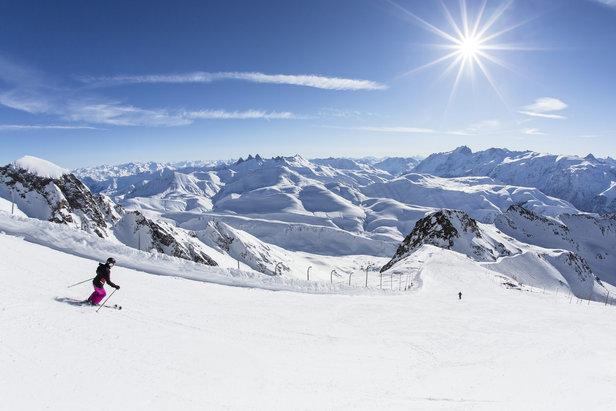 ski alpe d'huez - ©L.Salino