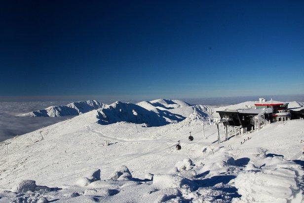 Stredisko Jasná Nízke Tatry sa stalo víťazom World Ski Awards 2015 v kategórii Najlepšie slovenské lyžiarske stredisko. - ©Juraj Meško