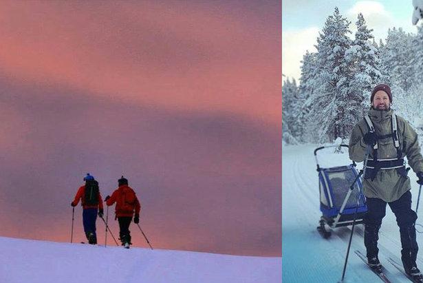 Alle som la ut et bilde på Instagram med emneknaggene #fjellsportfestivalen og #skiinfo var med i trekningen av festivalpass til Fjellsportfestivalen i Sogndal, 19-22 februar 2015.