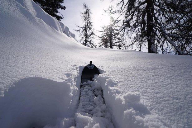 Courmayeur (27.12.2014) - ©Società Guide Alpine Courmayeur (Facebook)