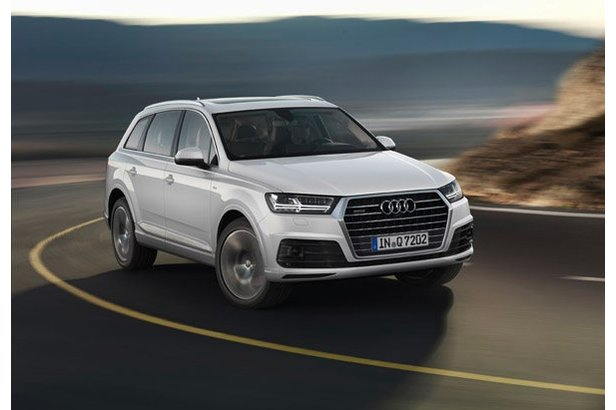 Audi Q7 - ©Audi
