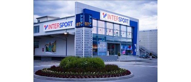 Intersport verpflegt euch in der BTC City Ljubljana mit neuen Sportlersachen - ©BTC City - Intersport
