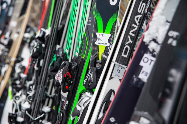 Les bourses aux skis 2016 - ©Liam Doran