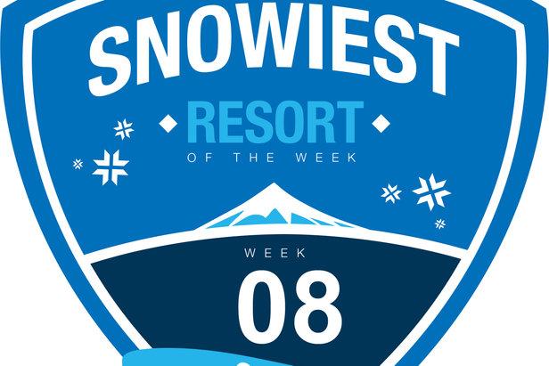 Snowiest Resort of the Week - ©Skiinfo.de