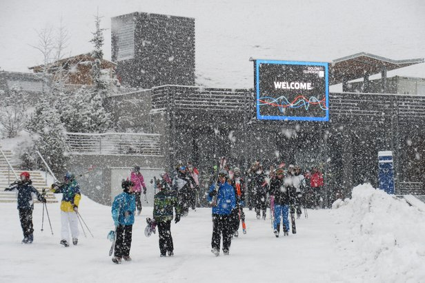 Val Gardena, Italy Feb. 24, 2015