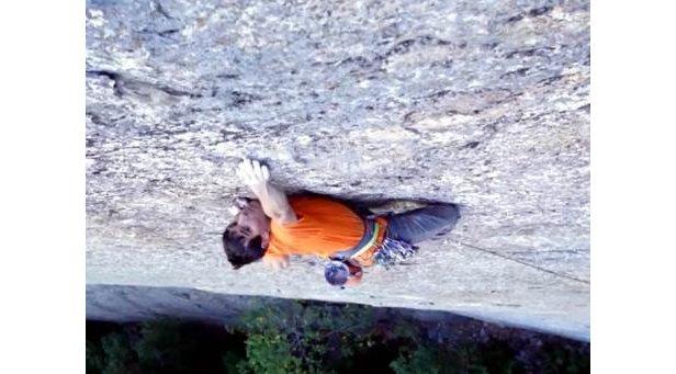 Plattenmeister Alex Honnold eröffnete zuletzt am Leaning Tower im Yosemite