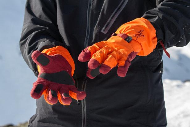Der Arc'teryx Lithic Handschuh im Test - ©Skiinfo