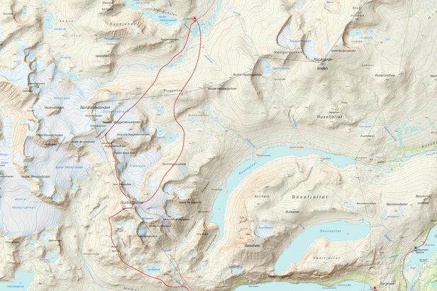 Dag 2 - Jotunheimen Haute Route