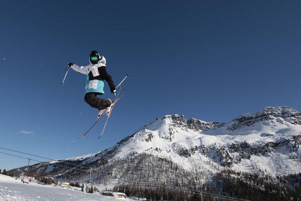 6 Freestyle & Snowpark in Val di Fassa - ©Val di Fassa - F. Modica