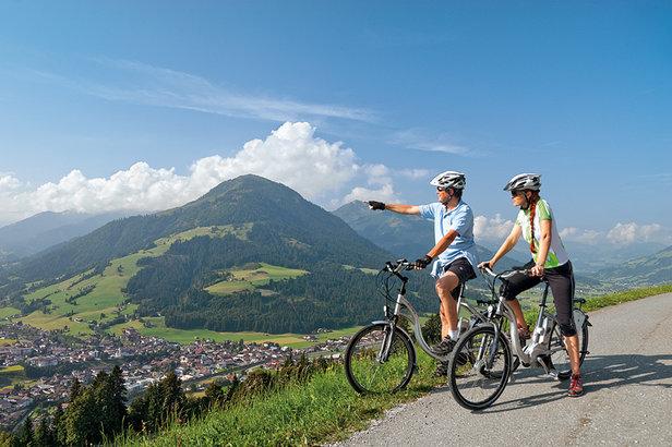 E-Biken in Tirol: Unterwegs im weltweit größten E-Bike-Gebiet