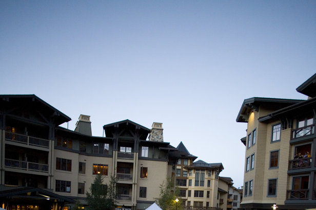 The Village at Squaw Valley CA concert