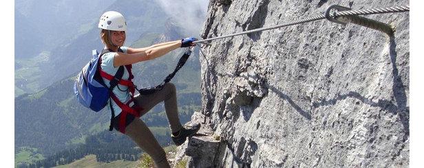 Klettergarten Braunwald