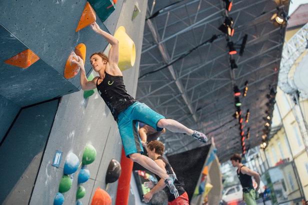 Boulder-Weltcup in Toronto: Hier gibt es die Livestreams