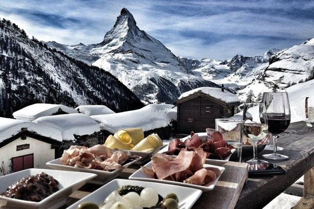 luxus pur in den bergen: die exklusivsten berghütten der alpen ... - Luxus