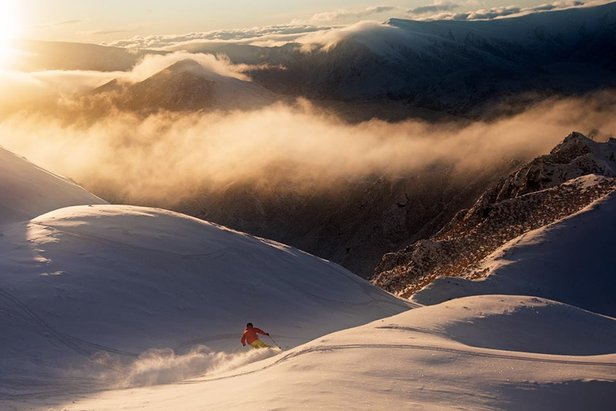 Coronet Peak (NZE) - ©Coronet Peak