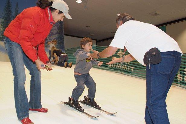 LA Ski Dazzle SnowSummitSkiSchool1