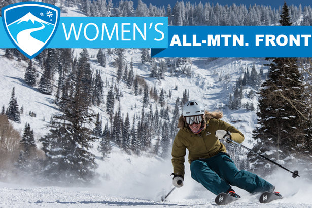 Women's All-Mountain Front  - ©Liam Doran