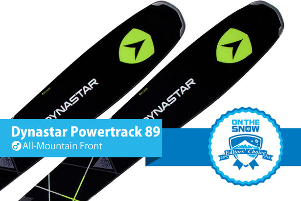 Dynastar Powertrack 89, men's AMF Editors' Choice