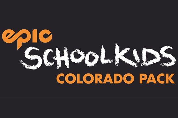 Epic SchoolKids Colorado Pack  - ©Vail Resorts