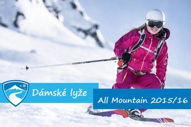 All Mountain dámské lyže: Skitest 2015/16 - ©Christoph Jorda
