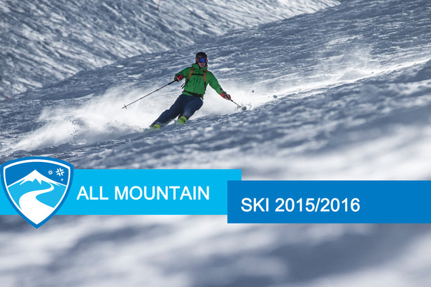 All Mountain Ski Test 2015/2016 - ©Skiinfo | Christoph Jorda