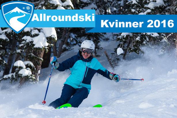 Skitest - Allroundski for kvinner