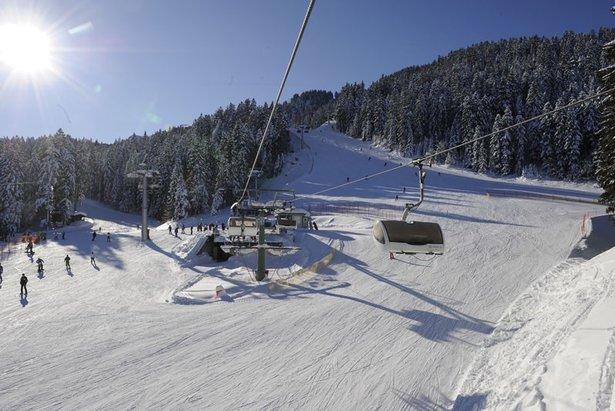Skiarea Paganella, Sci e Snowboard - ©Visitdolomitipaganella.it