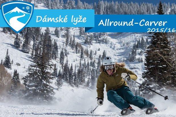 Dámské lyže Allround-Carving 2015/16