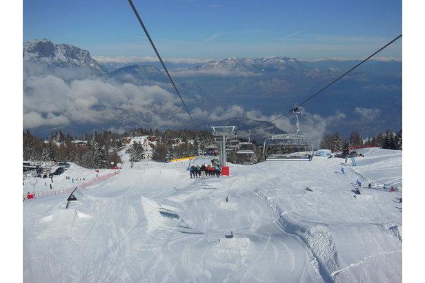 Monte Bondone - ©Trento Funivie Spa