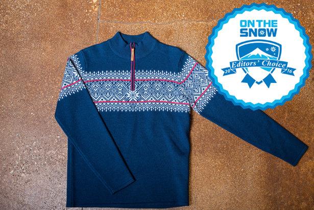 Obermeyer Hemsedal Sweater - ©Liam Doran