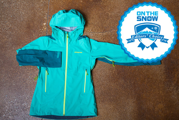 Patagonia Women's Refugitive Jacket - ©Liam Doran