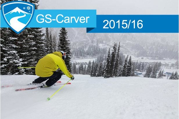 Test racecarve ski, 2016. - ©Liam Doran